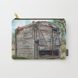 Farm Pigsty with a Difference Carry-All Pouch