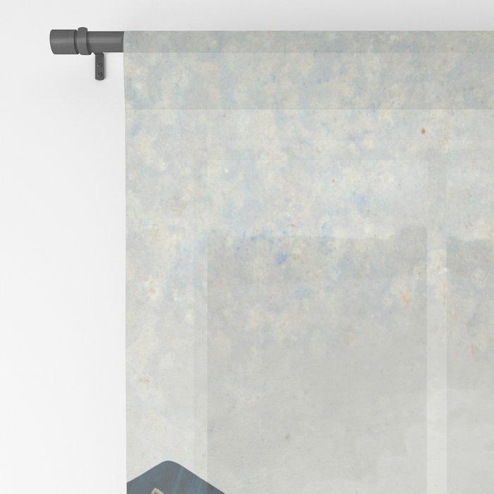 Amber Dusk Sheer Curtain