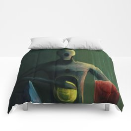 I Want a Third Pill Comforters