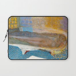Naked in the Bath by Pierre Bonnard, 1936 Laptop Sleeve