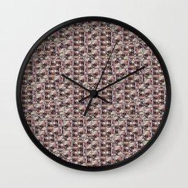 Les grands chefs Wall Clock