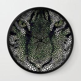 Circlism Tiger Wall Clock