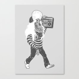 Old so Cool Canvas Print