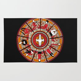 Cathedral of the Serenity Rug