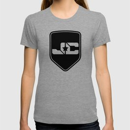 JC Music Shield (IamJackCash) T-shirt