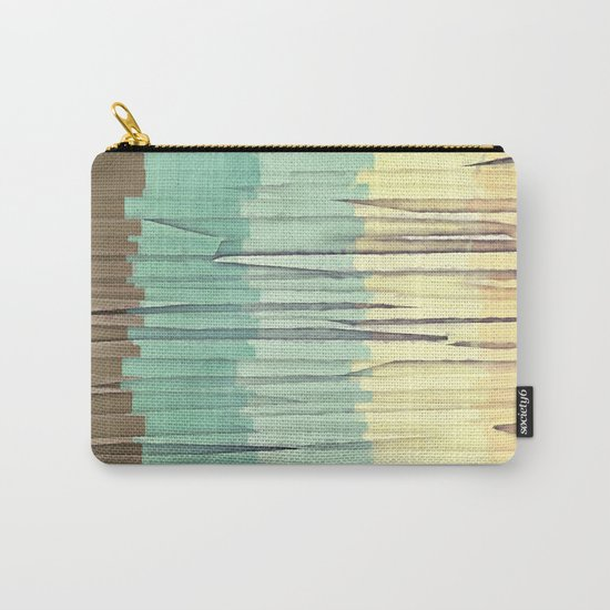 Shreds of Color 2 Carry-All Pouch