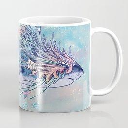Journeying Spirit (Shark) Coffee Mug