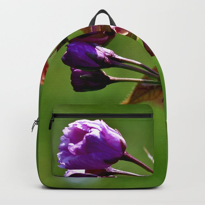 Pink Blossoms of Spring Backpack