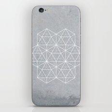 Sacred Geometry - Stars iPhone & iPod Skin