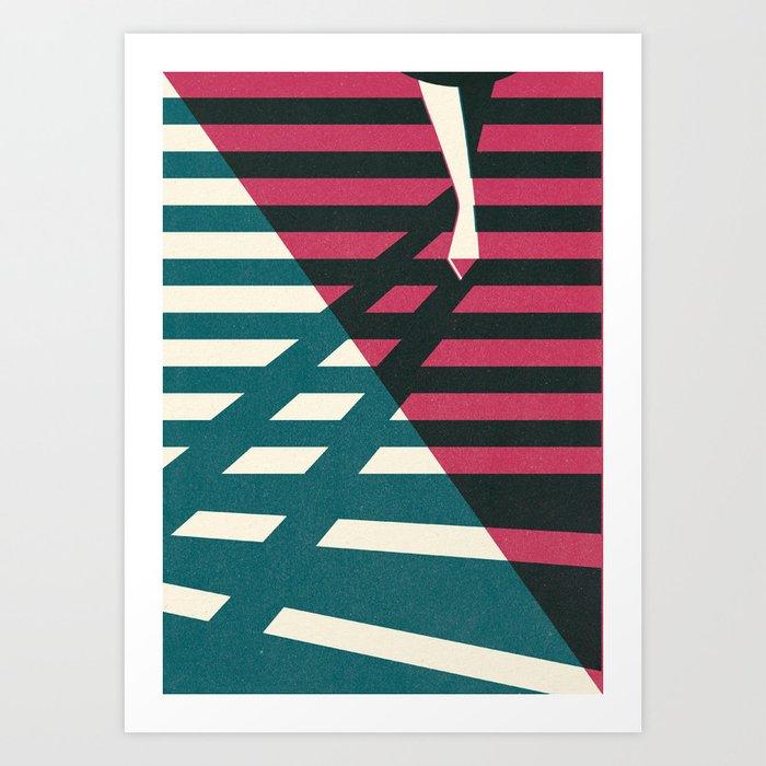 Control (Part I) Art Print