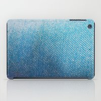 fabric iPad Cases featuring Fabric by Anna Berthier