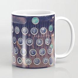 qwerty Coffee Mug