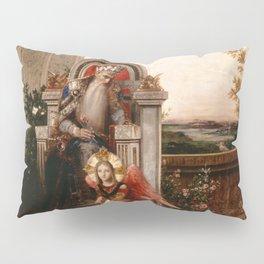 """Gustave Moreau """"King David"""" Pillow Sham"""
