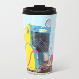 The asphalt cutter Travel Mug