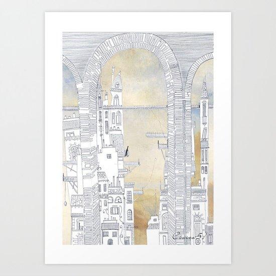 Dorotea Art Print