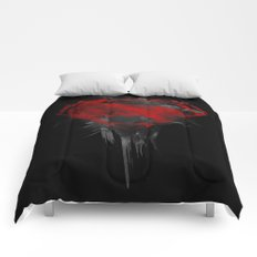 Peanutbutter and Jelly Comforters