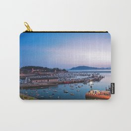 Sunrise in Baiona Galicia Carry-All Pouch
