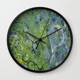 Exhilaration Wall Clock