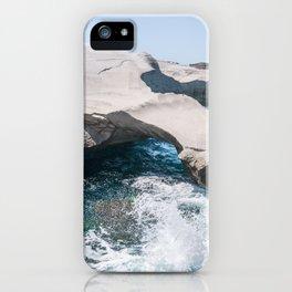 Beach Waves iPhone Case