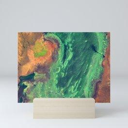 Lake Natron Tanzania Mini Art Print