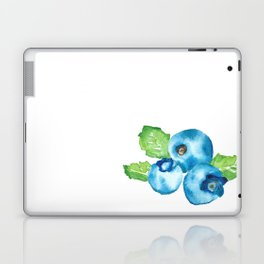 Watercolour Blueberry Laptop & iPad Skin