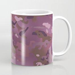Camouflage: Pink & Purple Coffee Mug