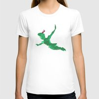 peter pan T-shirts featuring Peter Pan baby  by xiari