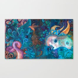Utopia Canvas Print