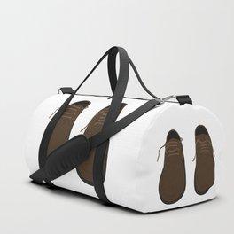 Pair Of Shoes Duffle Bag