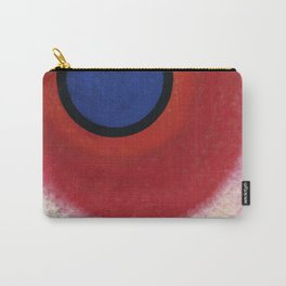 """Wassily Kandinsky """"Blue Circle II"""" (1925) Carry-All Pouch"""