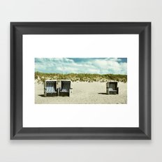 you and me and... Framed Art Print