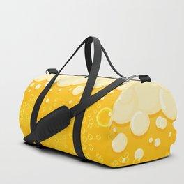Beer Bubbles Duffle Bag