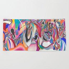 Color Forms 05 Beach Towel