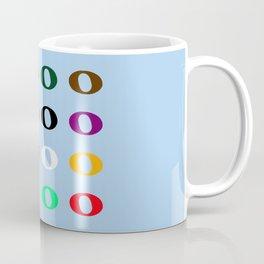 16 Whole Notes Coffee Mug