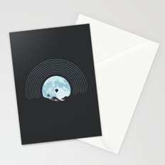 MOON TUNE Stationery Cards