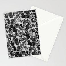 tear down (monochrome series) Stationery Cards