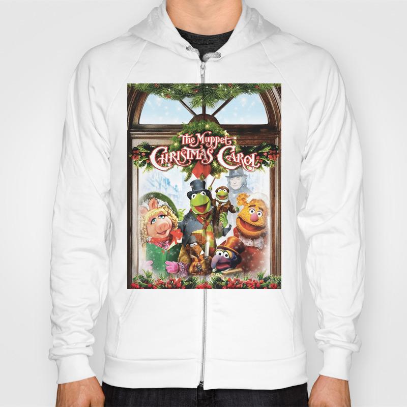 The Muppet Christmas Carol Hoody by Emdavis27 SSR7821293