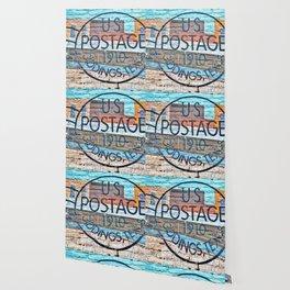 US Postage 1910 Giddings Texas Wallpaper
