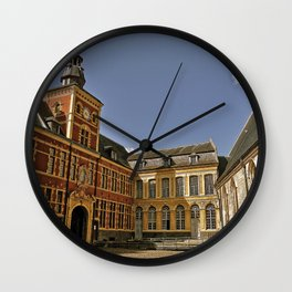 Hospice Comtesse Lille Wall Clock