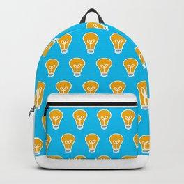 Let Your Light(bulb) Shine Backpack