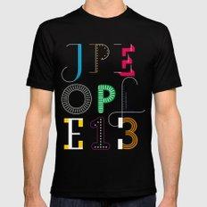Jpeople Magazine 13 MEDIUM Mens Fitted Tee Black