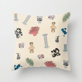 MEU AMOR Throw Pillow