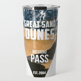 Great Sand Dunes Travel Mug