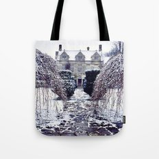 The Cotswolds In Winter Tote Bag