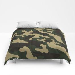 Camouflage #society6 #decor #buyart #artprint Comforters