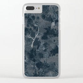 Treasure Chambers at Night Clear iPhone Case