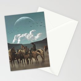 'Montes' Stationery Cards