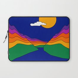 Rainbow Ravine Laptop Sleeve