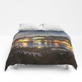 Panoramic Porto Potugal Comforters