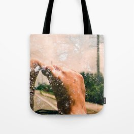 bearFeet Tote Bag